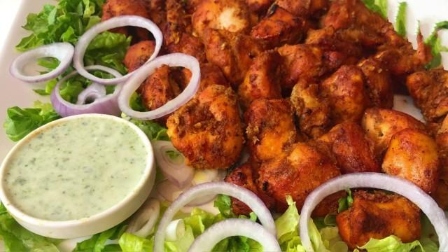 Chicken Tikka Boti