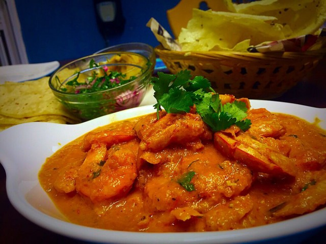 Prawn Curry/ My Recipe