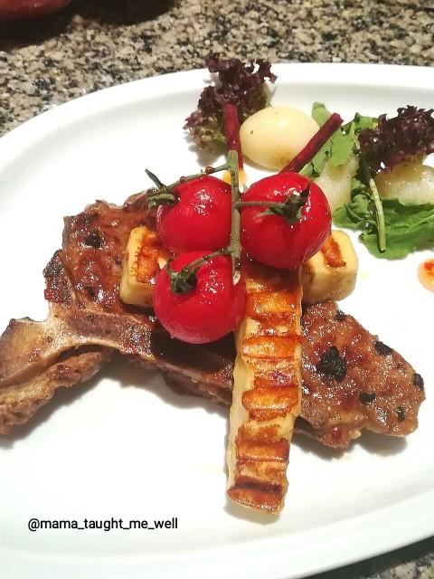 Sweet Chilli T-bone Steak