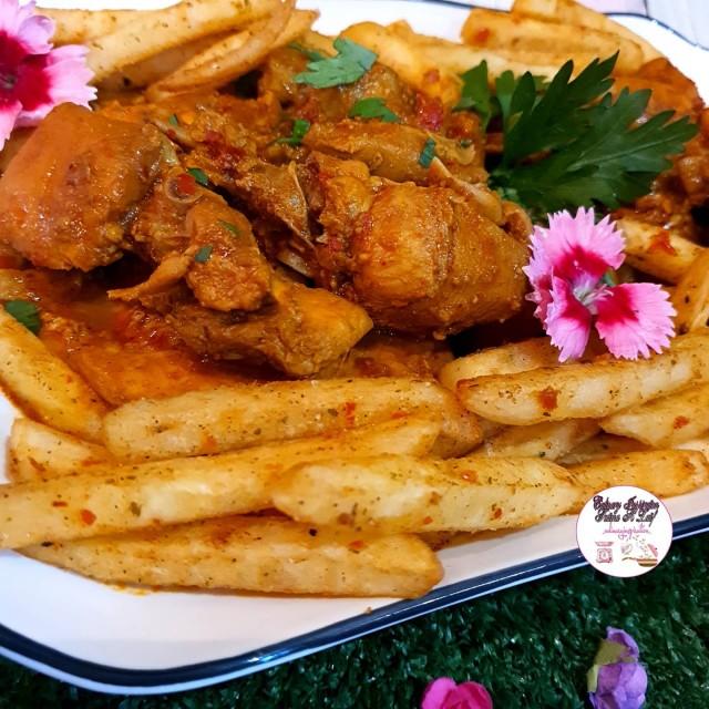 Alipoor Roast Chicken