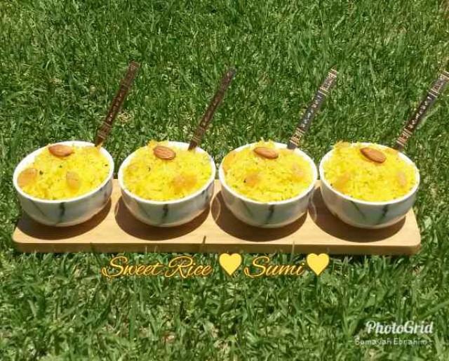 Bibi's Style Sweet Rice