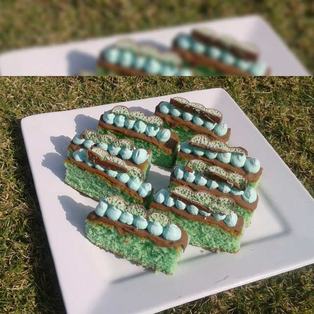 Peppermint Slices