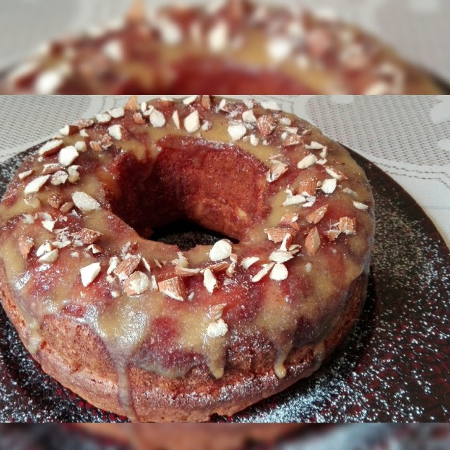 Date Fudge Cake
