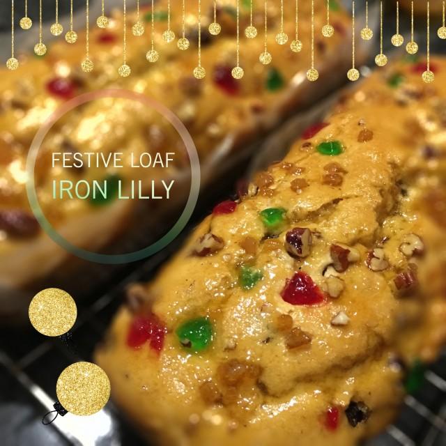 Festive Fruit Loaf