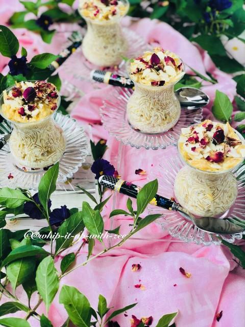 Shemai (sweet Vermicilli Dessert)