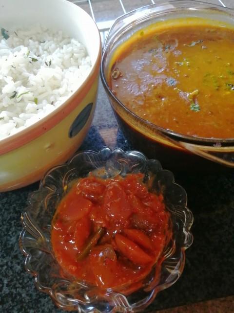Rajma  / Kidney Bean Curry