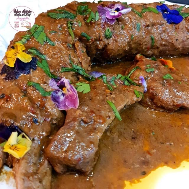 Saucy Fillet Steak Block