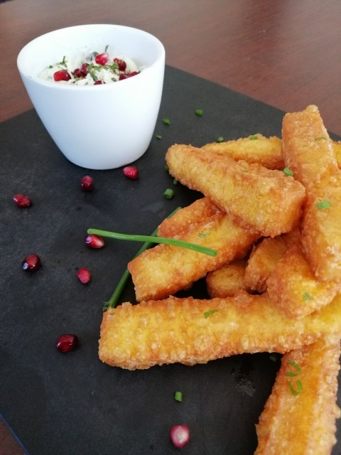 Haloumi Fries