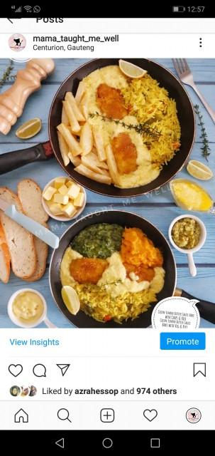 Ocean Basket Copycat Meal