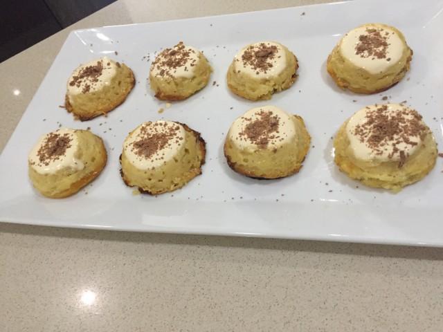 Brazilian Pudding