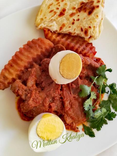 Chicken Khalya
