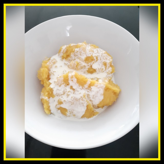 Roasted Coconut Sojee