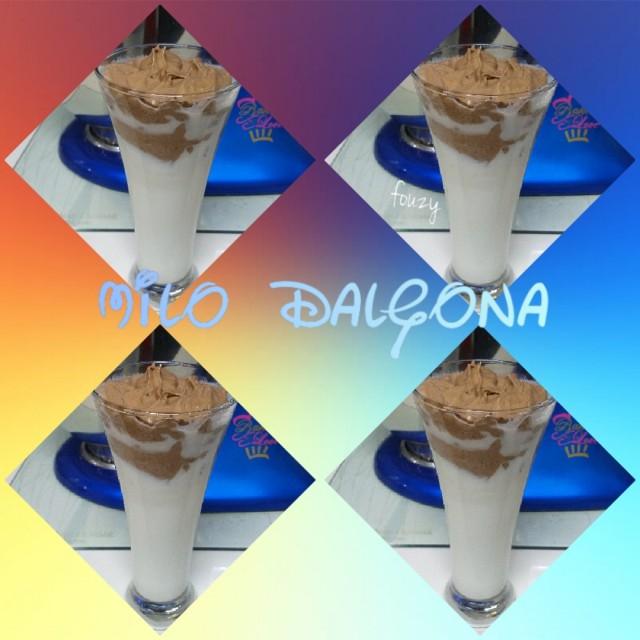 Milo Dalgona