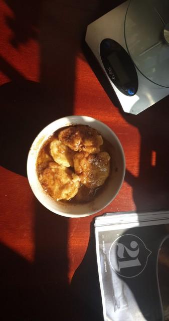 Saucy Cinnamon Dumpling