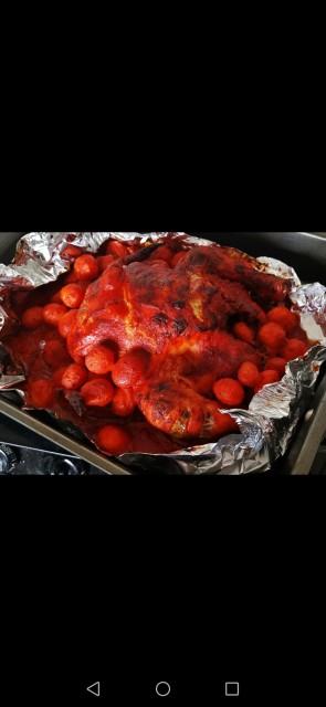 Tandoori Roast