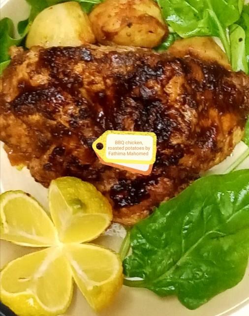 Bbq Grill Chicken