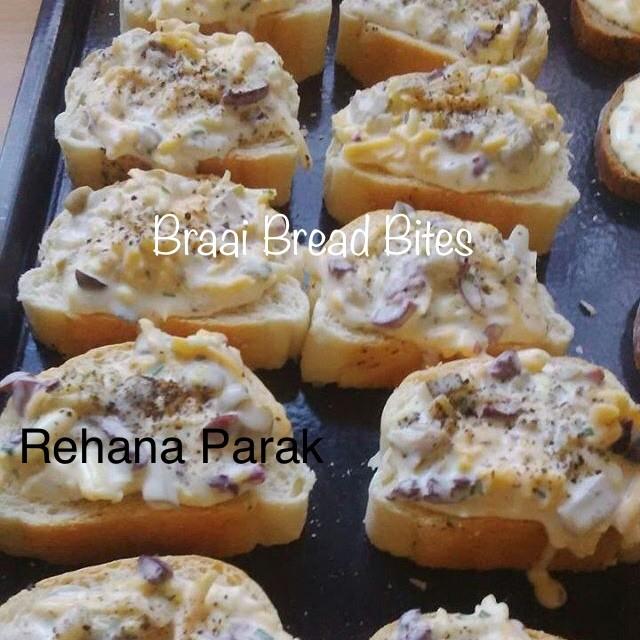 Braai Bread Bites