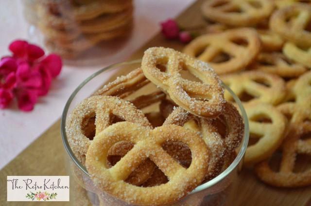Pretzel Biscuit