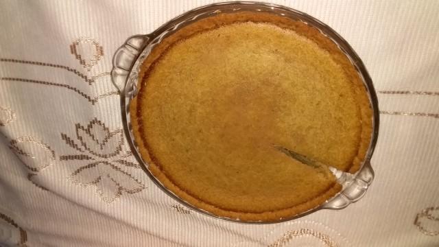 Sweet Potato Tart/pie