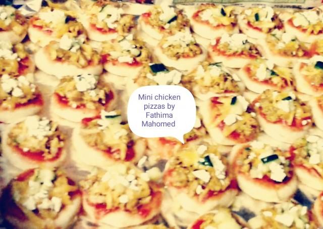 Pizzas Mini Base