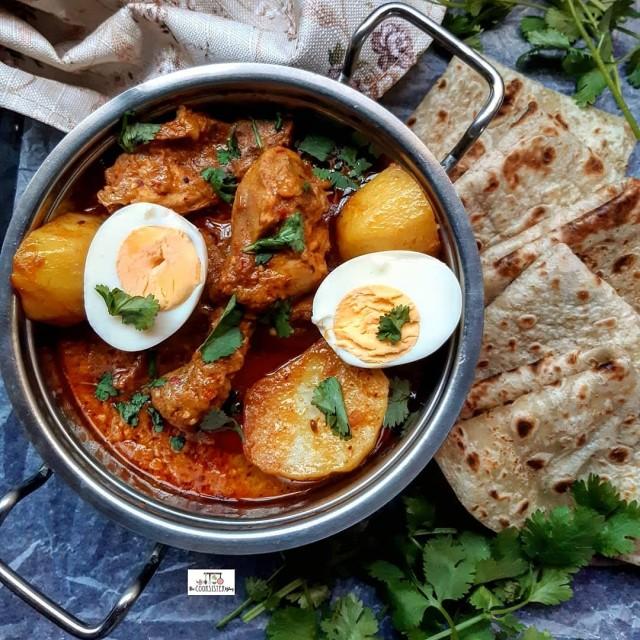 Chicken / Mutton Kalyo