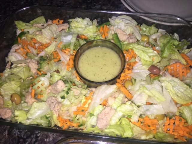 Chicken Salad 🥗