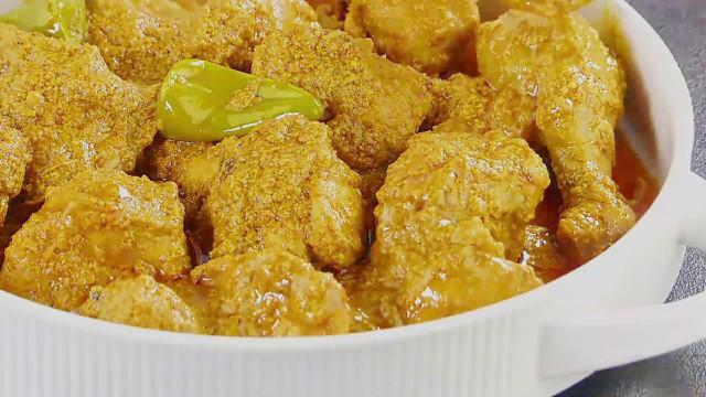 Rich And Creamy Chicken