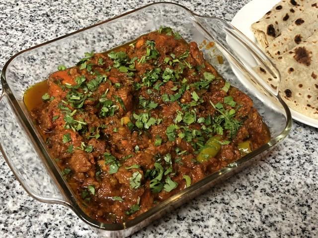 Dum Masala Chicken