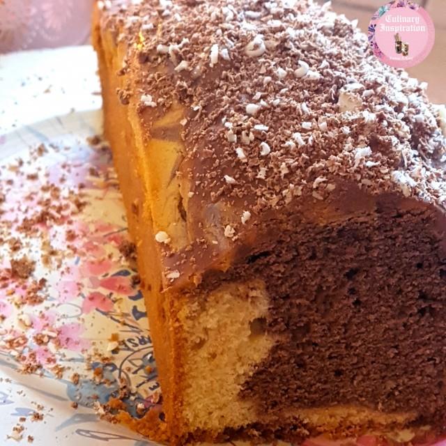 Madeira Loaf And Marble Loaf