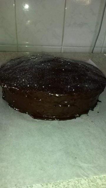 10 Minute Moist Microwave Chocolate Cake