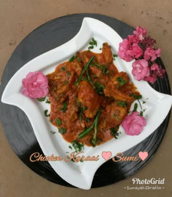 Chicken Karaai