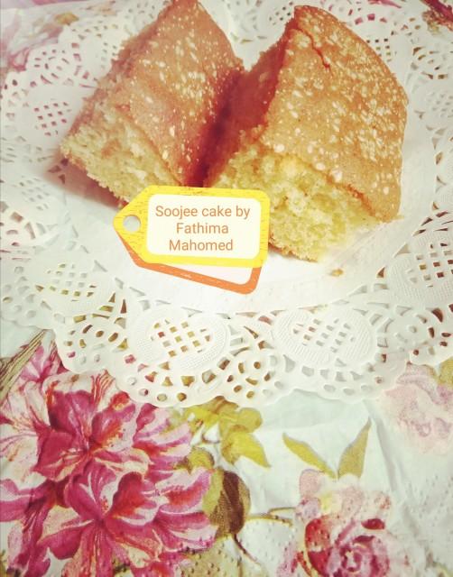 Soji Lagan/cake