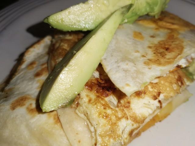 Tortilla Egg Wrap