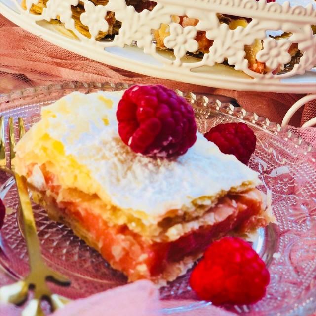 Custard Pastry Slices