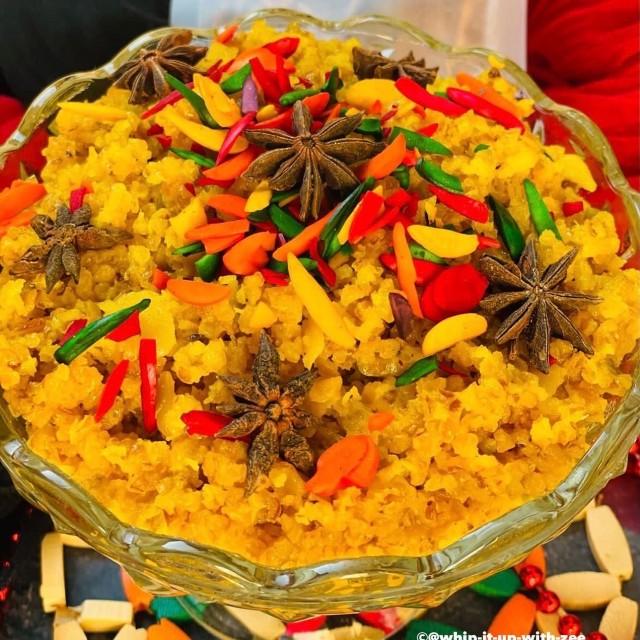 Laapsi (crushed Wheat)