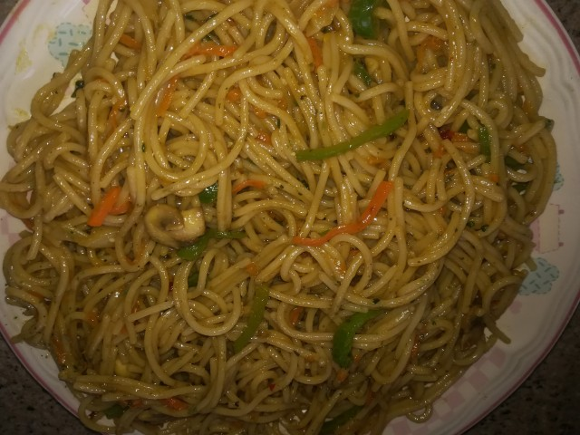 Chowmein Spagetti /or Noodles