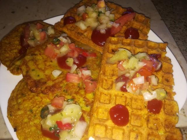 Pancakes / Gram Flour Cheela