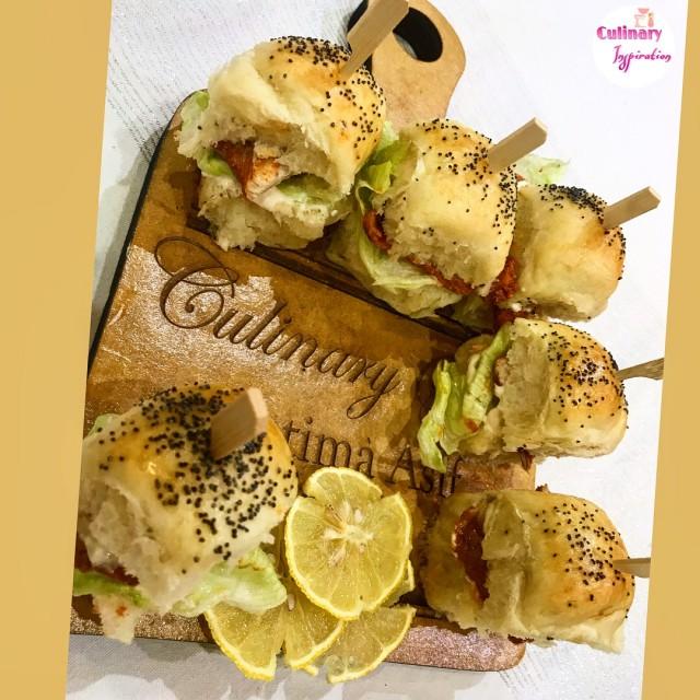Mini Mochachos Burgers