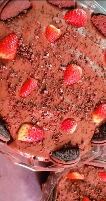 Chocolatey Mouse Pudding