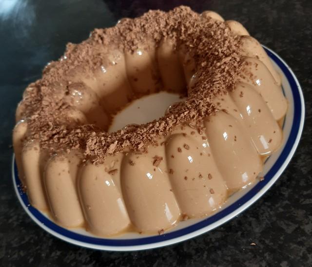 Choc Ghas Dessert