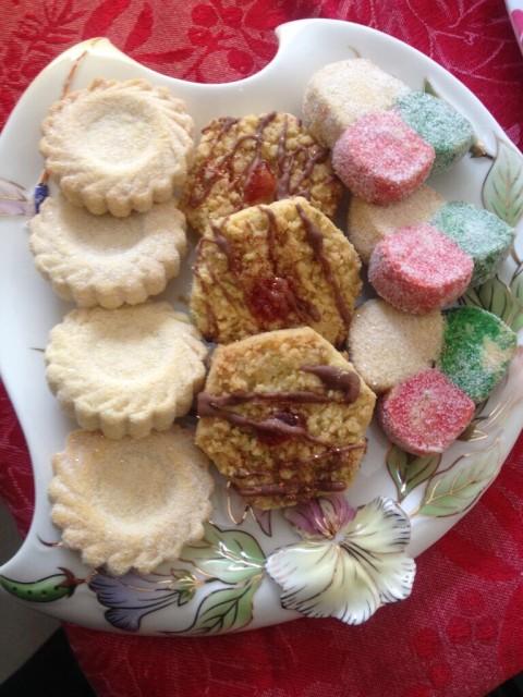 Mummy's Biscuit 3 Ways