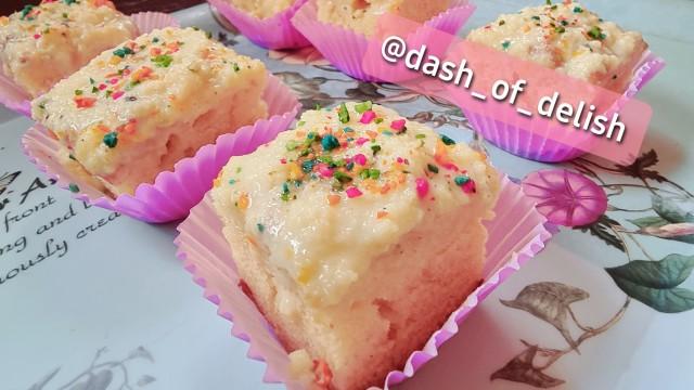 No Cheat Ras Malai Cake