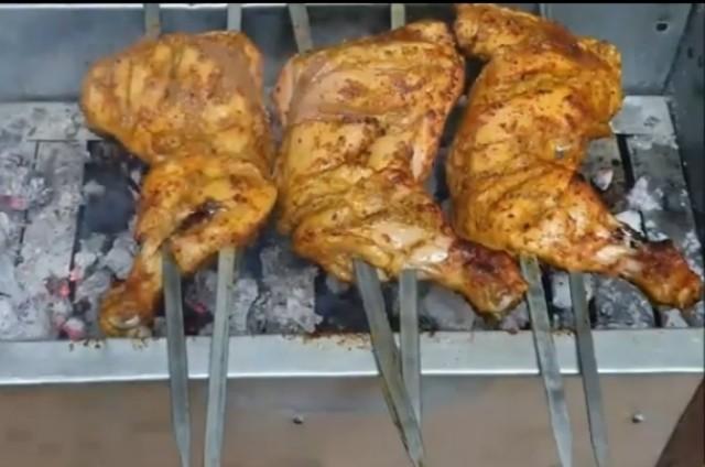 Chicken Tikka Restaurant Style