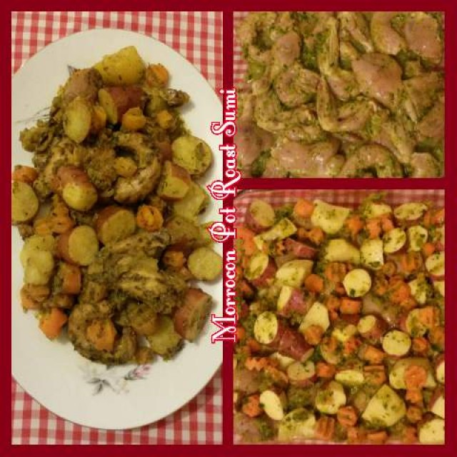 Morrocon Pot Roast