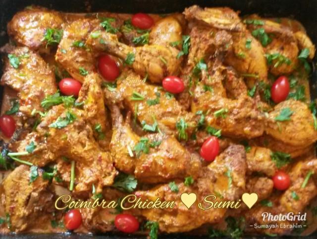 Coimbra Chicken