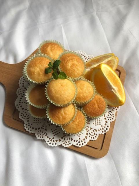 Orange Cuppies