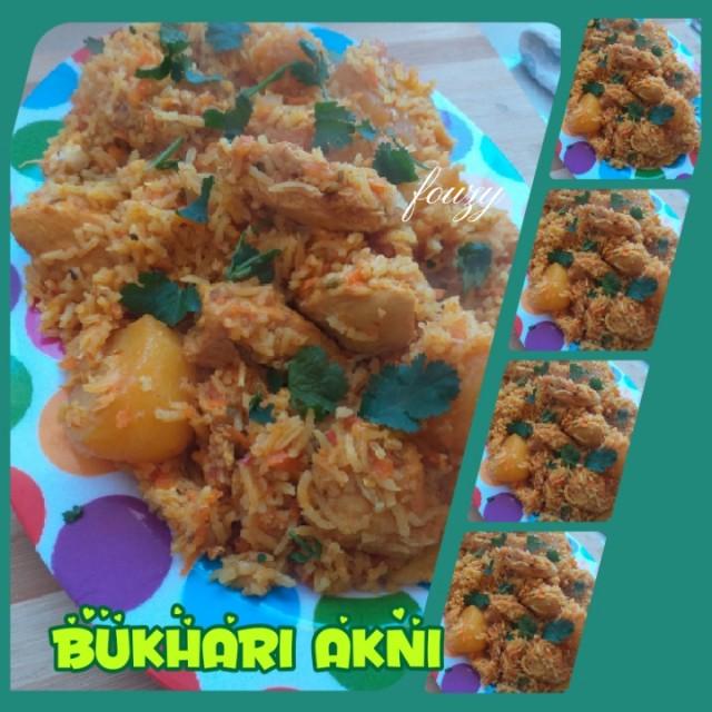 Bukhari Akni