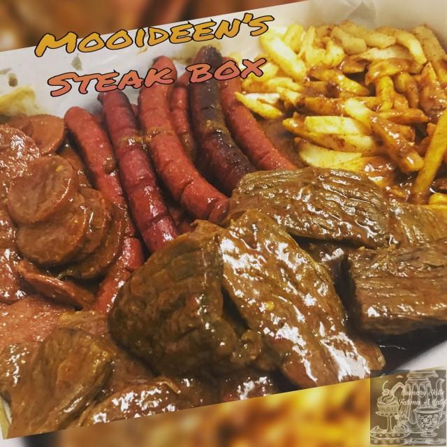Mooideen's Steak Box