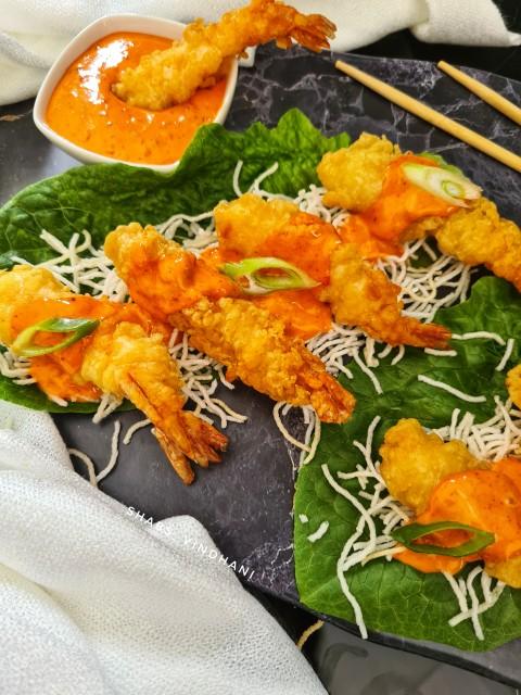 Pf Changs Dynamite Tempura Shrimp