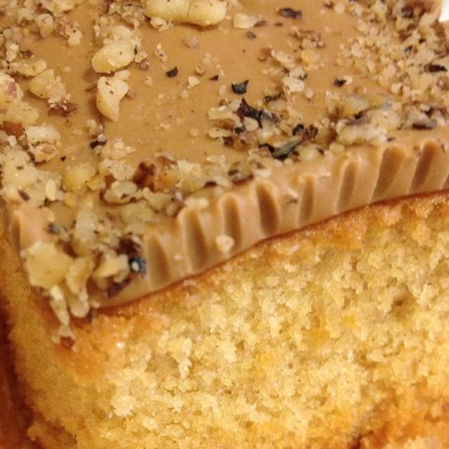 Coffee Cake (inspired By Karak Indian Coffee)